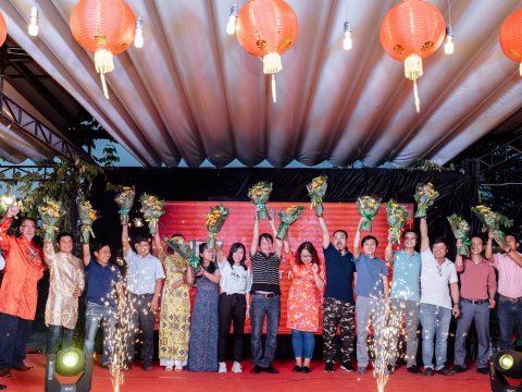 """Vui Tết cổ truyền cùng buổi Tiệc Tất Niên cuối năm """"Let It Shine"""" của công ty O-I BJC Việt Nam"""