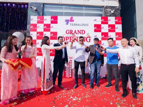 Lễ Khai Trương văn phòng Lollypop Design Studio công ty Terralogic – Mang nền công nghệ hiện đại của thế giới đến Việt Nam