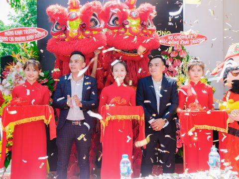 Lễ Khai Trương Showroom Osanno Bình Dương – Thương hiệu ghế massage công nghệ cao đến từ Xứ sở Hoa Anh Đào