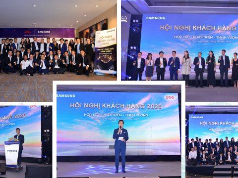 Hội nghị khách hàng Samsung Hai Sáu Sáu và trải nghiệm sản phẩm mới Samsung QLED 8K