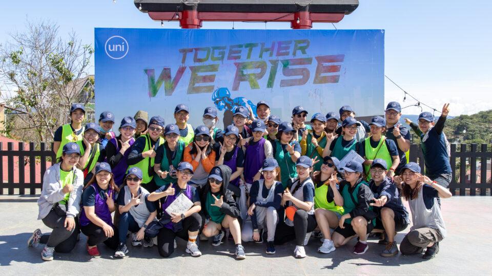Tràn đầy sức trẻ cùng chuyến Team Building của Công ty Uniexport