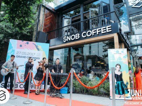 Kế hoạch chi tiết Tổ chức Khai Trương quán Cafe đầu năm 2021 tạo ấn tượng với khách mời