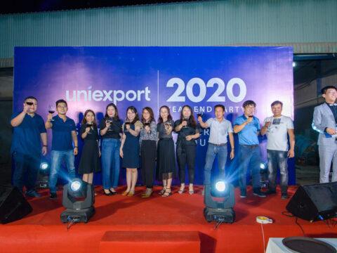 Sôi động ấn tượng cùng buổi Year End Party tại Uniexport Phước Tân