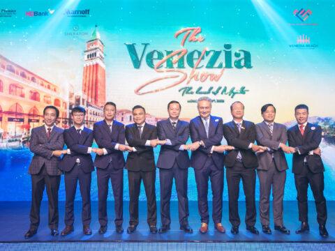 Sự kiện ra mắt Venezia Beach Hồ Tràm Bình Châu– Vùng đất của những thần thoại
